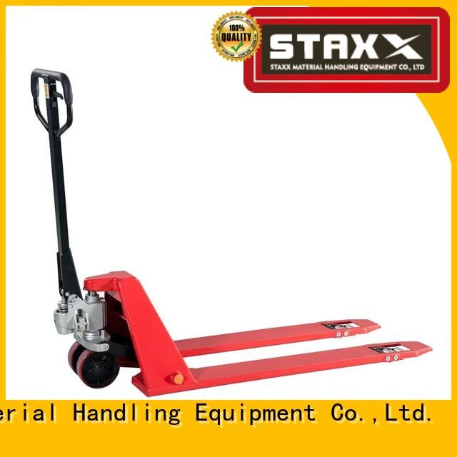 Custom mechanical pallet truck steel Supply for hire