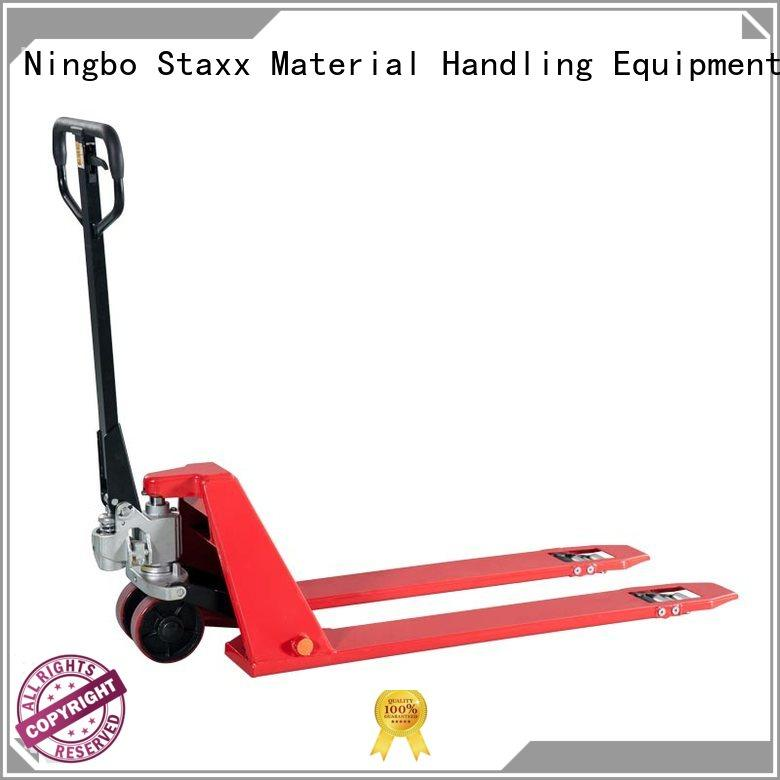 Staxx profile 4 pallet truck Suppliers for rent