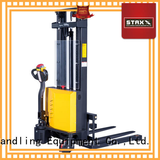 Staxx reach pallet lifter manual factory for stairs