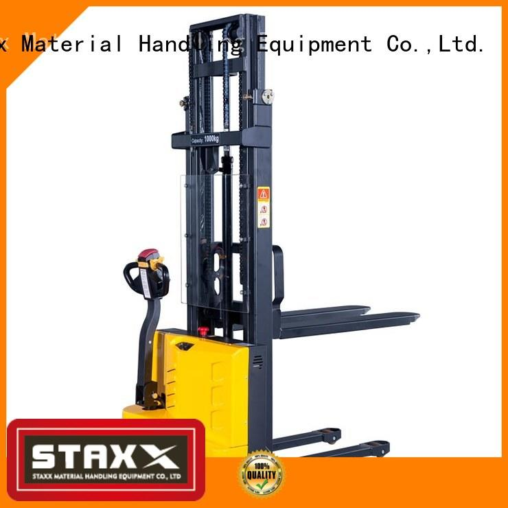 Staxx Best small pallet truck company for rent