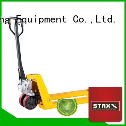 Staxx steel pallet jack equipment Suppliers for hire