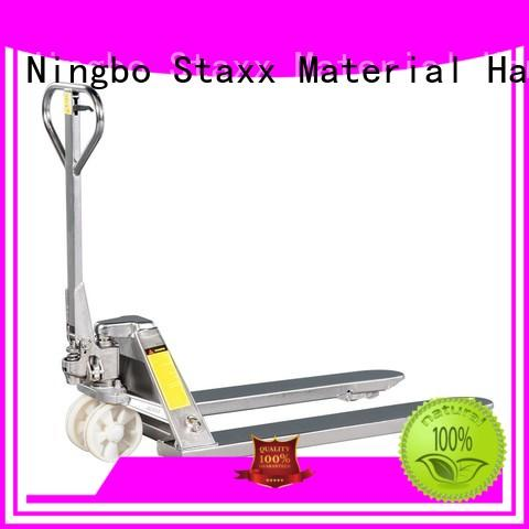 Staxx New pallet truck hire Suppliers for rent