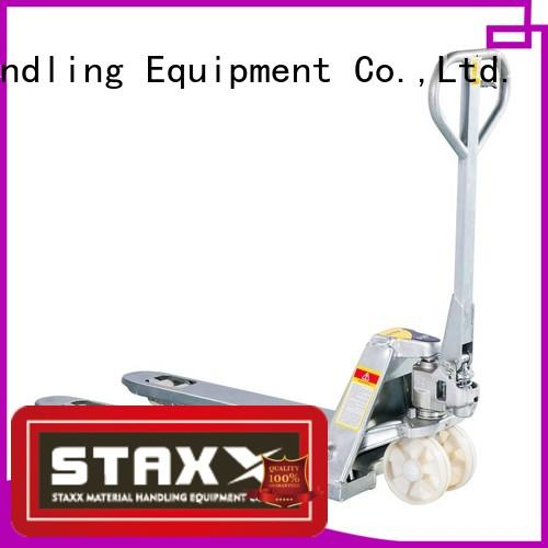 Staxx lift 3 ton pallet truck Supply for rent