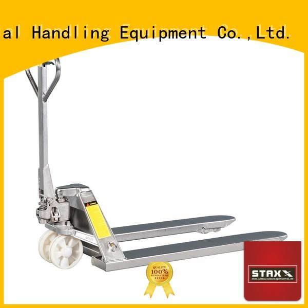 Staxx wh202530s heavy duty pallet truck company for hire