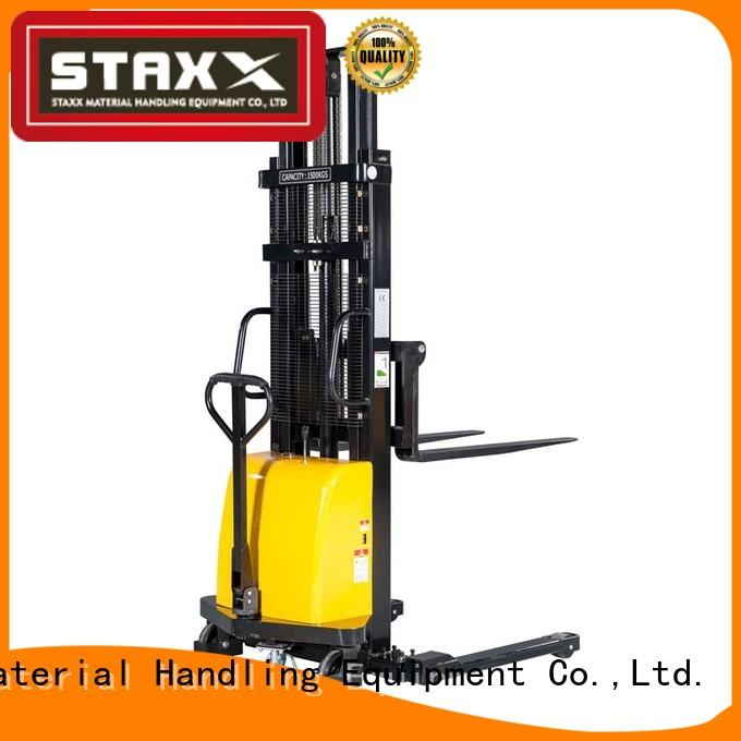 Top electric manual forklift over for business for rent