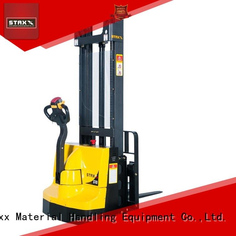 Staxx New hand pallet stacker Supply for stairs