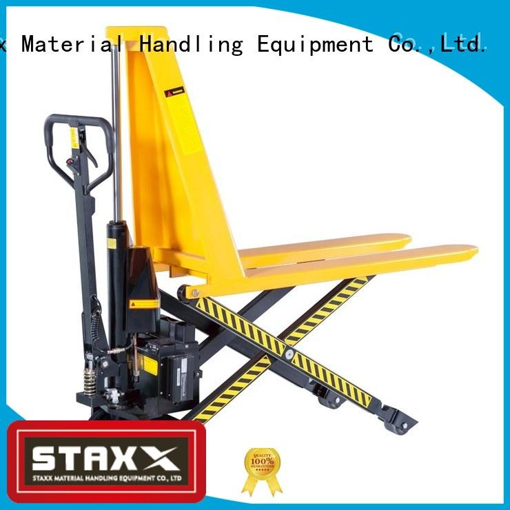 Staxx pwh253035ii 8 foot pallet jack factory for hire