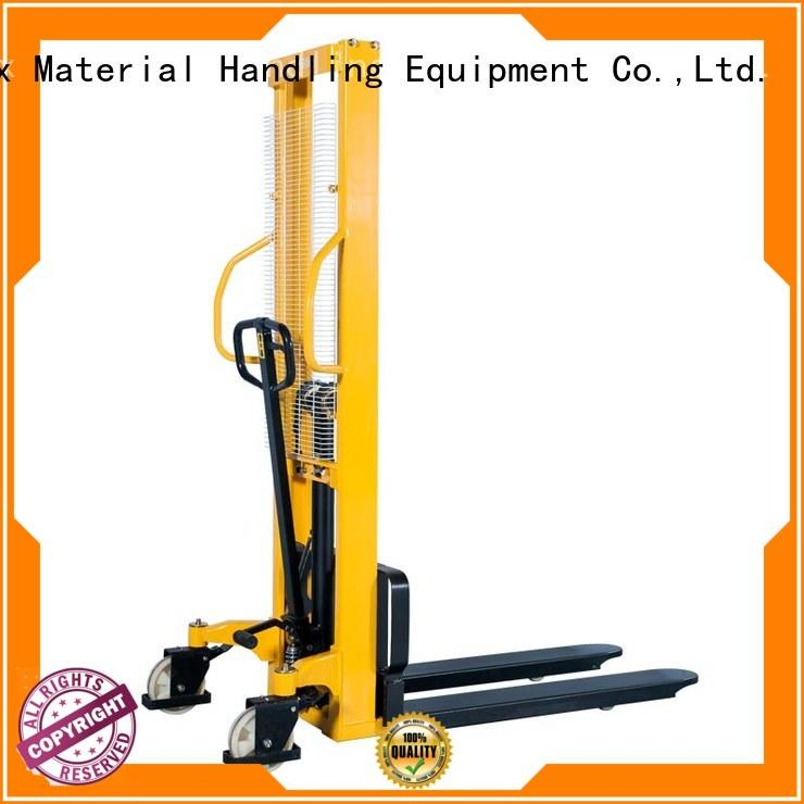 Staxx manual pallet stacking company for warehouse