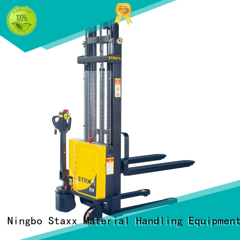 Top pallet lift stacker scale Suppliers for stairs