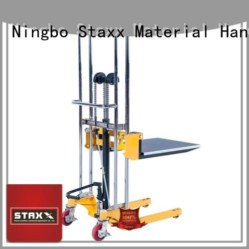 Staxx Latest industrial adjustable scissor lift table company for hire