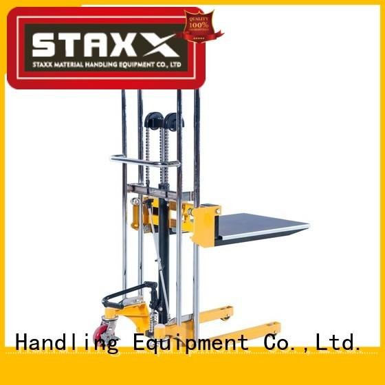 Staxx Custom garage platform lift manufacturers for rent