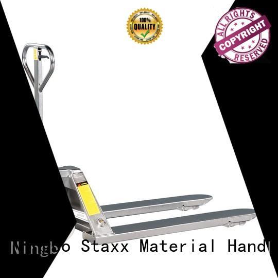 Staxx lift lightweight pallet jack Suppliers for rent
