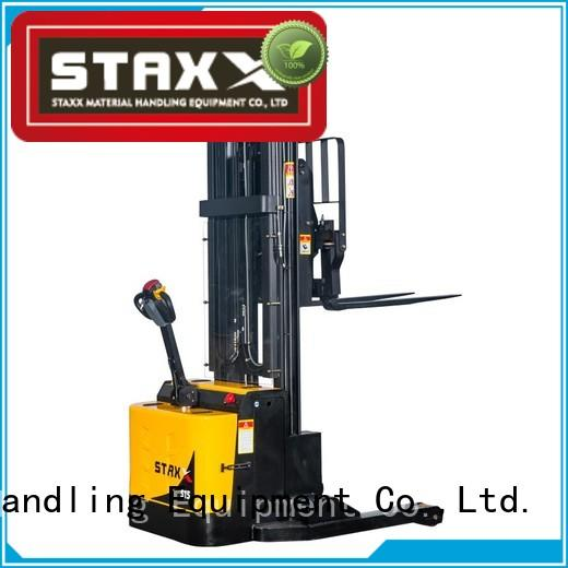 Staxx forklift pallet stacker rental Supply for warehouse