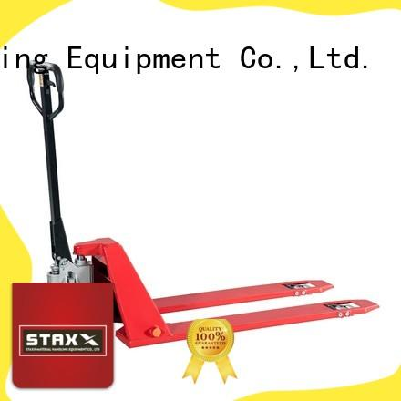 High-quality hydraulic pallet truck trolley price manufacturers for rent