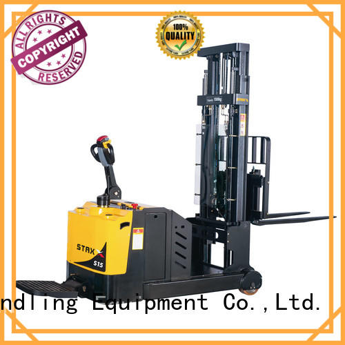 Staxx Top scissor lift pallet truck Suppliers for stairs