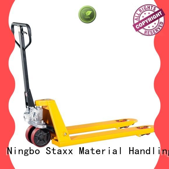 Wholesale powered pallet truck price hpt25g for business for rent
