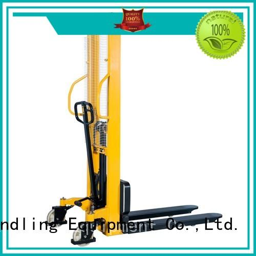 Staxx dyc101520 hand stacker forklift manufacturers for warehouse