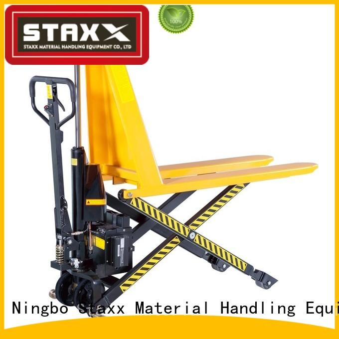 Top hand lifter scale Supply for warehouse