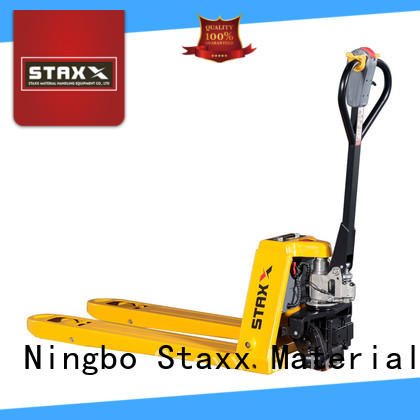 Staxx ept15h18h folding pallet truck manufacturers for rent
