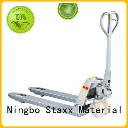 Staxx High-quality manual pallet mover company for rent