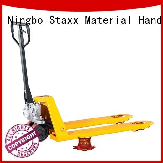 Staxx Wholesale manual pallet lifter for business for hire