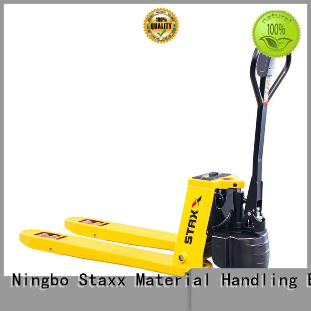 Staxx ppt18hhq pallet truck distributors manufacturers for stairs