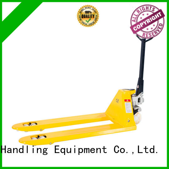 High-quality used hand pallet truck semi Suppliers for stairs