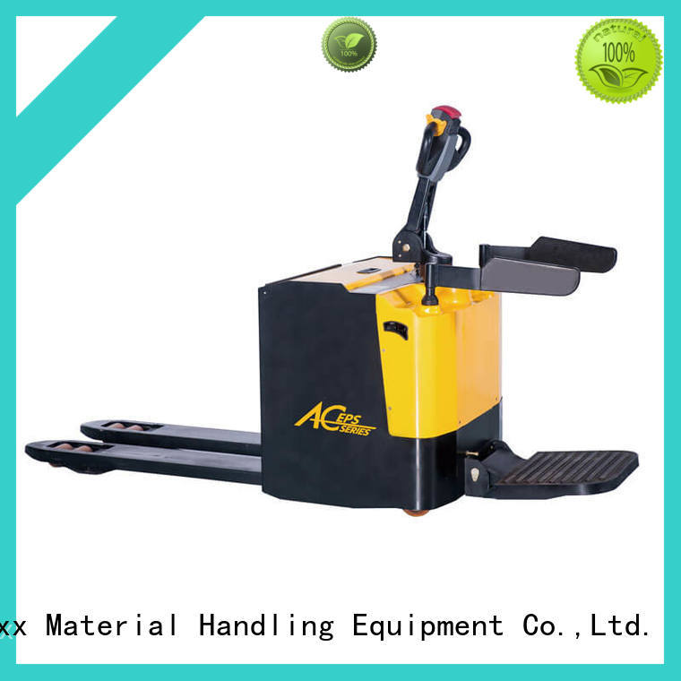 Best manual pallet jack for sale lithium Supply for warehouse
