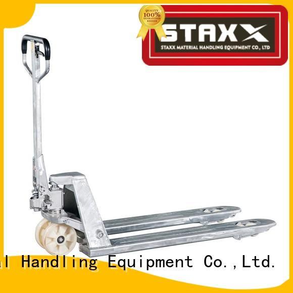 Staxx wh25es30es pallet jack chock Suppliers for warehouse