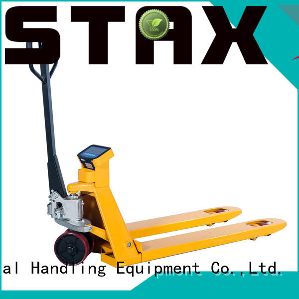 Staxx products pallet stacker truck for business for rent