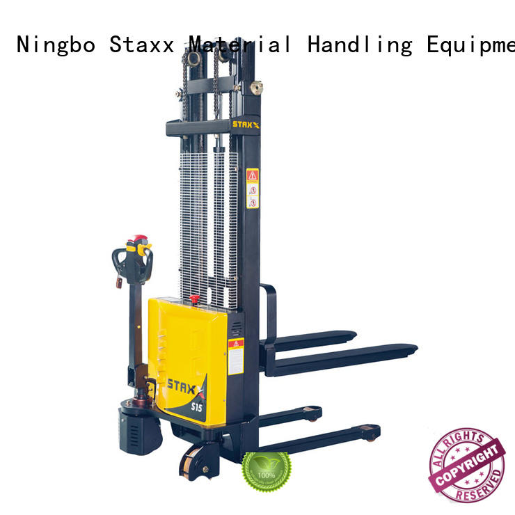 Staxx Wholesale pallet lift stacker factory for hire