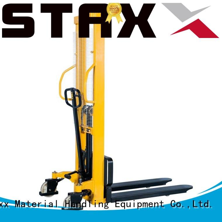 Wholesale manual & semi-electric stackers kg factory for rent