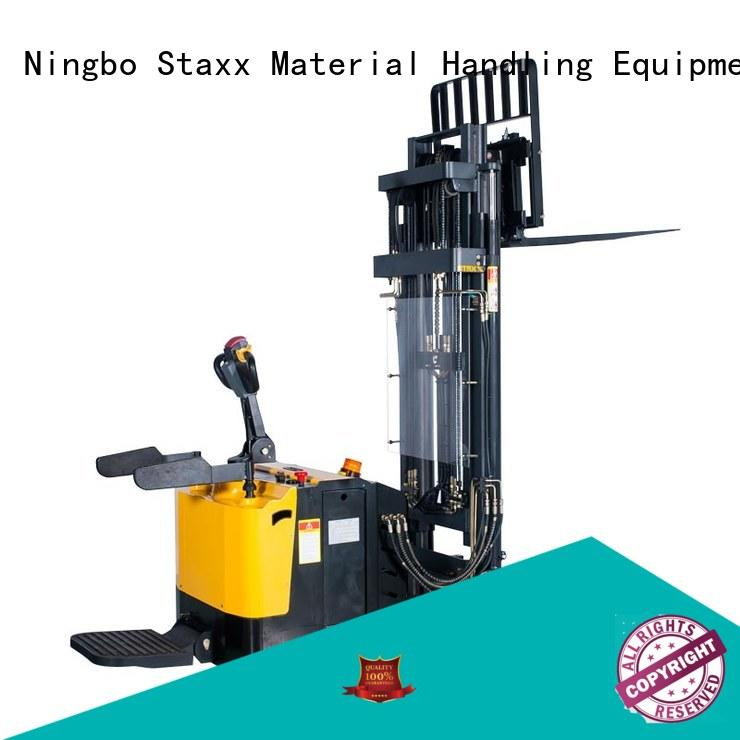 Staxx specifications electric pallet stacker Suppliers for warehouse