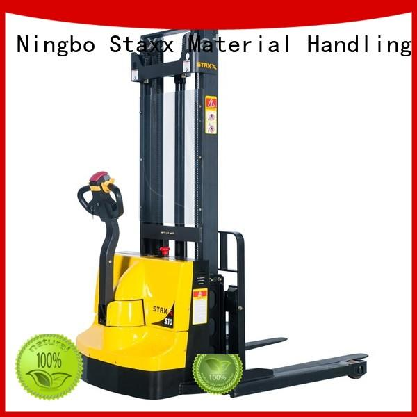 Staxx Wholesale hydraulic hand pallet truck forklift company for stairs