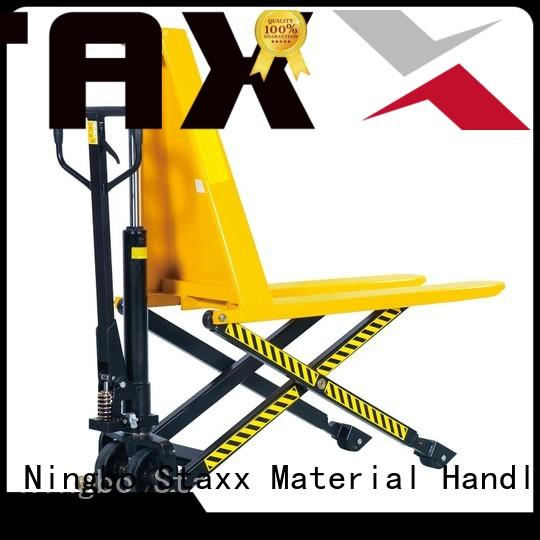Staxx profile hand fork truck Suppliers for warehouse