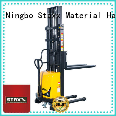 Staxx kg electric reach forklift Suppliers for stairs