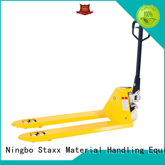 Staxx High-quality pallet lift stacker company for stairs
