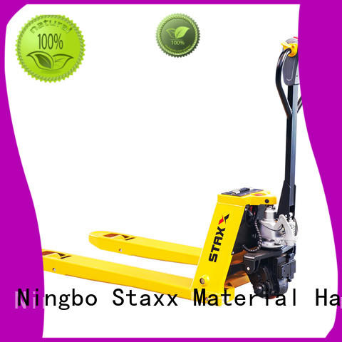 Staxx Wholesale pedestrian pallet truck Suppliers for warehouse