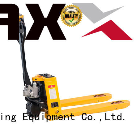 Staxx New pallet stacker truck Suppliers for hire