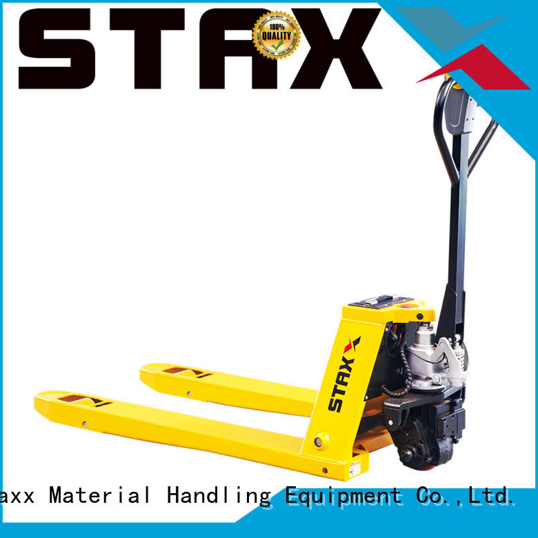 Staxx High-quality 4000 lb pallet jack Suppliers for hire