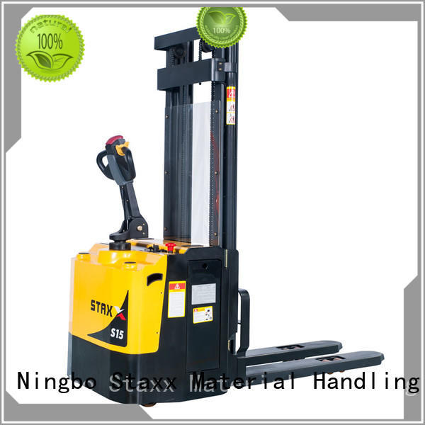 Custom second hand electric pallet stacker ws10s12s15sl for business for stairs