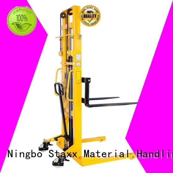 Staxx forklift walkie reach Supply for hire