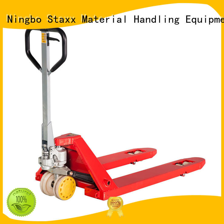 Latest pallet jack lift height scale for business for hire
