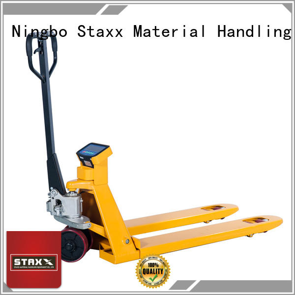 Staxx High-quality used hand pallet truck factory for hire