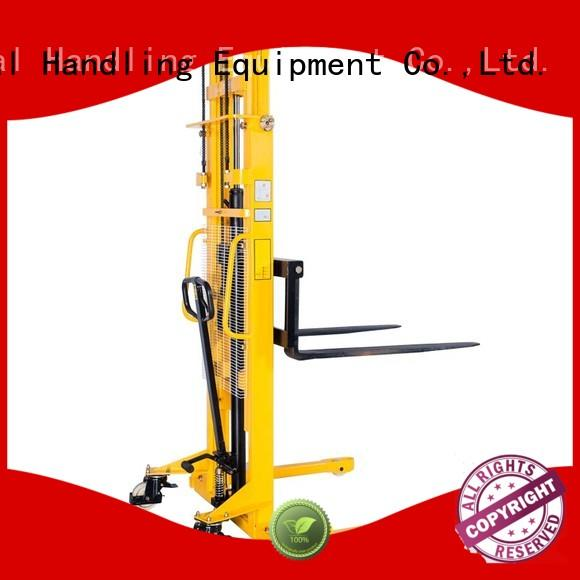 Staxx Top manually operated forklift Suppliers for warehouse