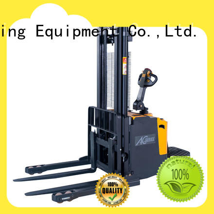 Staxx leg mini hand pallet truck factory for hire
