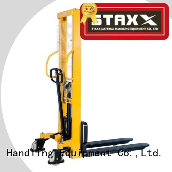 Staxx Best lift truck manual Suppliers for rent