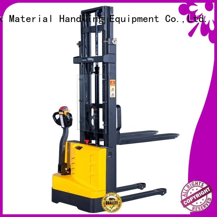 Staxx Latest motorized pallet truck company for rent