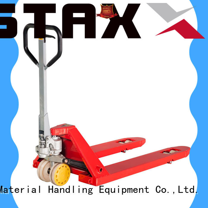 Staxx Latest long pallet truck manufacturers for stairs
