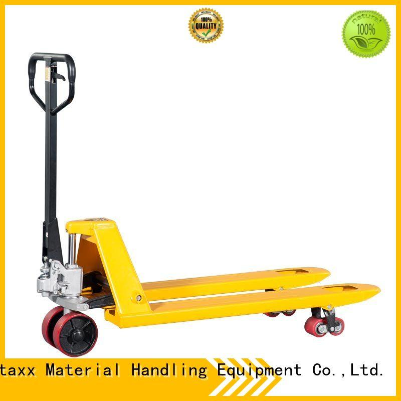 Custom quick lift hand pallet truck quick Supply for stairs